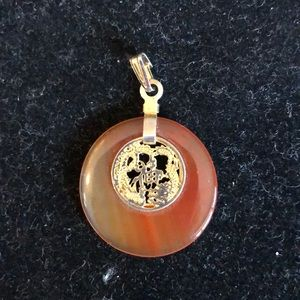 Jewelry - Pendant with Oriental Theme
